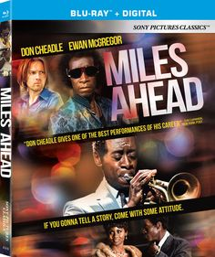 Don Cheadle has put his heart and soul behind this Miles Davis project and you can see Miles Ahead on Blu-ray this July.