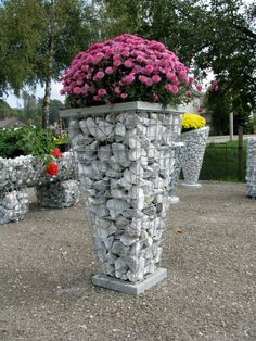 25+ Stunning Gabion Ideas That You Should Not Miss - feelitcool.com