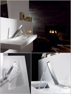 Cool and Minimalist Bar Shaped Faucet