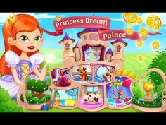 Princess Dream Palace And Spa Videos Games For Kids
