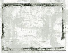 Grunge textured retro style frame by G.P.J. Media on Creative Market