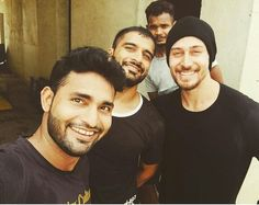 All Lyrics, Instant News, White Smile, Tiger Shroff, Dance Moves, Bollywood Stars, Bollywood Celebrities, My Crush, Action