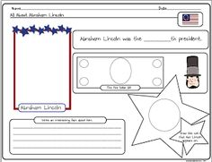 Freebie! President's Day Activities and Printables