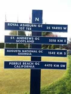 Royal Ashburn my home club