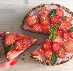 Vegan Cheesecake, Fodmap, Lactose Free, High Tea, Caprese Salad, Bruschetta, Bakery, Strawberry, Low Carb