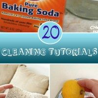 Top 25 cleaning tutorials