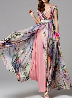 Shop for high quality Summer Sleeveless Bohemian Maxi Dress online at cheap prices and discover fashion at Ezpopsy.com