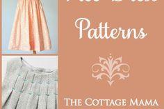 Free Dress Patterns for Girls