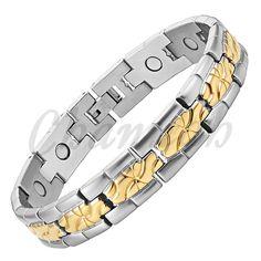 Vivari 2017 Silver Color Stainless Steel Magnetic Bracelet For Men Ionic Plating Fashion Charm Wristband Jewelry Bangle Bracelets For Men, Bangle Bracelets, Bangles, Link Bracelets, Cheap Jewelry, Jewelry Accessories, Jewelry Stand, Silver Color, Bracelets