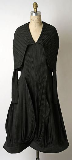 Issey Miyake was a innovative he came up with the pleat collection were he created the garment and then pleated it afterwards