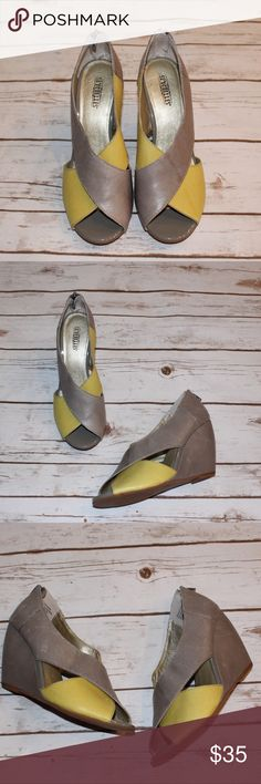Seychelles leather wedges! Good condition!Size 7.5 Seychelles leather wedges! Good condition!Size 7.5 Seychelles Shoes Wedges