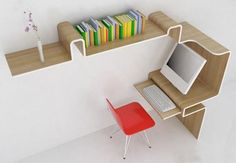 Elegant Space Saving Desk Storage 42 Gorgeous Desk Designs For Any Office