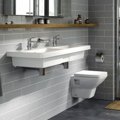Fino Wall Hung Bathroom Suite