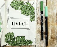 March Bullet Journal Spreads and Plan with Me video! March Bullet Journal Spreads and Plan with Me video! 20 March Bullet Journal Spreads and Plan with Me video! Bullet Journal School, Planner Bullet Journal, Bullet Journal Spreads, March Bullet Journal, Bullet Journal Cover Ideas, Bullet Journal Lettering Ideas, Bullet Journal Banner, Bullet Journal Notebook, Bullet Journal Inspiration