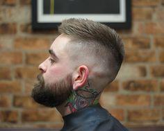 ryan_hardgrind_and high skin fade short mens haircut