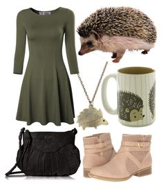 """""""Hedgehog"""" by aprilplayssp ❤ liked on Polyvore featuring LifeStride and Roxy"""