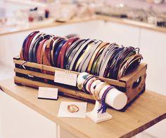 Bracelet Cuir, Bangles, Bracelets, Creations, Diy, Jewelry, Brass, Bead, Bijoux