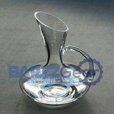 Hand-blown Crystal Decanter Beverage Barware Kitchenware