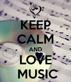 KEEP CALM AND LOVE MUSIC. Another original poster design created with the Keep Calm-o-matic. Buy this design or create your own original Keep Calm design now. Keep Calm Posters, Keep Calm Quotes, Music Quotes, Life Quotes, Quotes Quotes, Sport Quotes, Pub Radio, Keep Calm Wallpaper, Thoughts