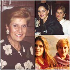"""♥ SAUDADES DA MINHA MÃE... ♥ """"AGORA NÃO"""" ♥ Laura Pausini ♥  http://paulabarrozo.blogspot.com.br/2016/05/saudades-da-minha-mae-agora-nao-laura.html"""