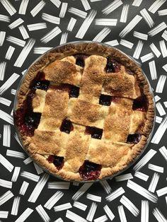 Damn fine cherry pie  Three. One Four - a London sweet pie company