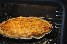 Ma+tarte+aux+Poireaux+Thon+Oignons+&+Fromage