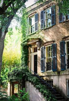 Savannah, Georgia - been there & it never gets boring! lots of wonderful history :D