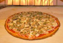 pizza aux champignons thermomix, faites facilement votre pizza chez vous à la maison avec votre thermomix et cette recette, bon appetit. www.recette360.com