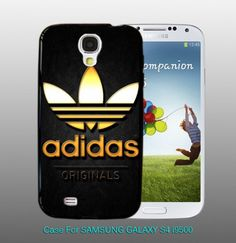 ADIDAS GOLD MASTER Revisi  , For Samsung S4 i9500 Black Case