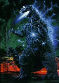 Happy Birthday to Godzilla: King of the Monsters, who turned 58 years young today. Hail to the king, baby! November 5, 2012  I didnt post about it this weekend!!! Happy 58th birthday, Godzilla!!!