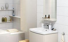 Kolekcja łazienkowych mebli Easy