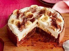 Unser beliebtes Rezept für Bananen-Karamell-Schoko-Kuchen  und mehr als 55.000 weitere kostenlose Rezepte auf LECKER.de.