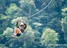 Take a short-break this #Easter to #CostaRica & you could be zip-lining through its verdant canopies & spotting spectacular #wildlife in no time at all! #adventure #travel @natgeotravel @bbctravel @costaricatb