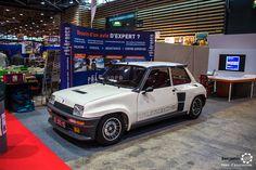 Renault 5 Turbo à Epoqu'Auto. Reportage complet : http://newsdanciennes.com/2016/11/06/encore-plus-grand-epoquauto-2016-etait-phenomenal/