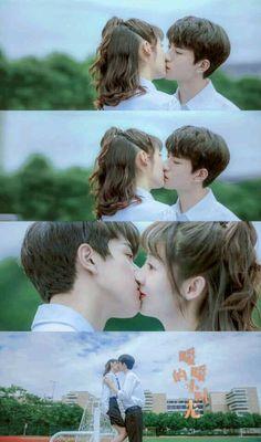 致我們暖暖的小時光・Put your head on my shoulder Love 020, Happy Birthday Drawings, Feeling Song, Web Drama, Drama Fever, I Believe In Love, Couple Romance, Korean People, Your Head