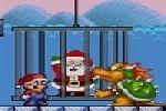 Super Mario de Craciun  Salveaza-l pe Mos Craciun