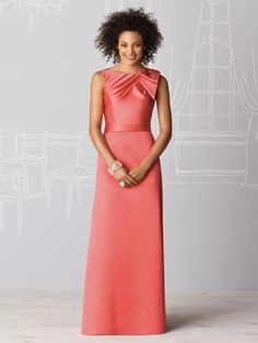 Modest bridesmaids dress add a jacket for in the church!
