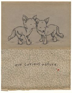 Our curious nature by Kurt Halsey