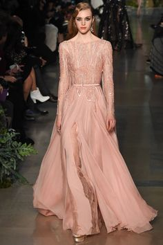 Elie Saab Spring 2015 Couture Collection - Vogue