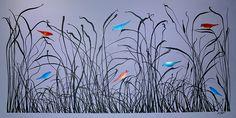 Reeds with Birds www.glenjosselsohn.com Glen Josselsohn