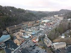 Gatlinburg is a beautiful resort town located in East Tennessee near the Great Smoky Mountain National Park and Pigeon Forge TN. ....Headed here in June 2013