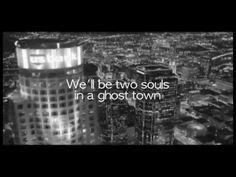 Madonna - Ghost Town (Lyrics) - YouTube