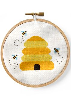 Country Living's Free Cross-Stitch Patterns  - CountryLiving.com                                                                                                                                                                                 More