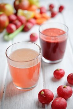 Fruity Radish Juice | StyleNest