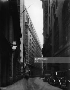44 best 1930s images on Pinterest   1930s  Frances o connor and     The main building of the Federal Reserve Bank of New York is located on  Liberty Street