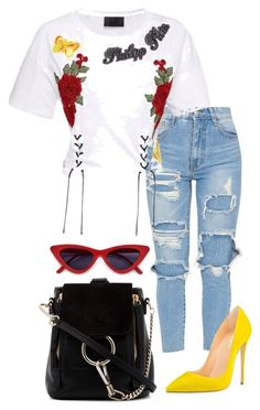 """Untitled #245"" by nojstyleicon on Polyvore featuring Chloé"