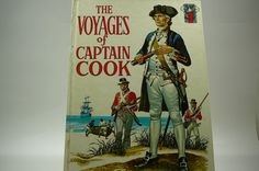 The Voyages of Captain Cook 1971 by RandomGoodsBookRoom on Etsy, $6.00
