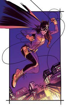 Batgirl - Giovanni Valletta