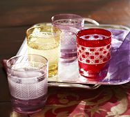 Jewel Cut Double Old-Fashioned, Set of 4