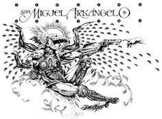 San Miguel Arkángel by Edgar Clement